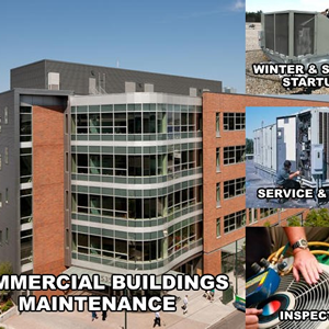 HVAC Commercial Building Maintenance
