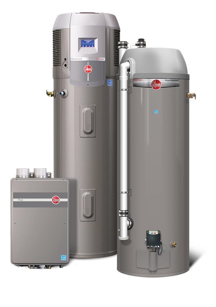 Rheem-Water-Heater-Water-on-demand