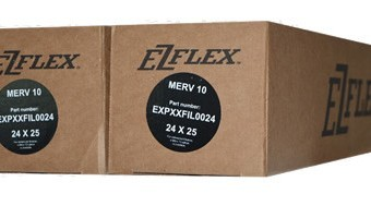 Carrier Genuine – EZFLEX Part#EXPXXFIL0024 Merv 10 (Package of 2)