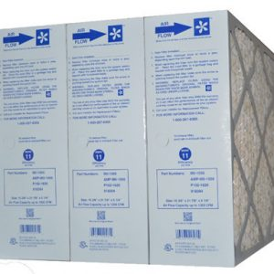 Amana Replacement Filter – Part # M0-1056 16X20X5 Merv 11 (Package of 3)
