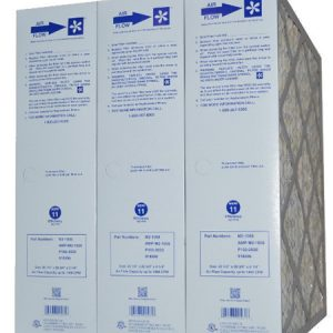 Replacement Bryant Filter Cabinets – Part # M8-1056 Merv 11 20x25x5 (Package of 3)