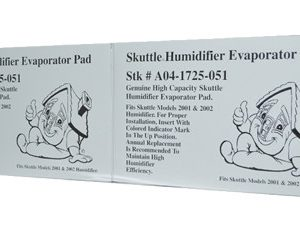 Skuttle Media Cartridge – Skuttle Evaporator PAD A04-1725-051 (Package of 2)