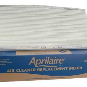 Aprilaire 401 Air Filters – Aprilaire Model 2400 Air Purifier MERV 10 (Package of 2)