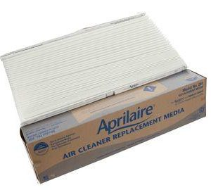 Aprilaire 201 Air Filters – Air Purifier Model 2250 and Model 2200 MERV 10 Rating (Package of 2)