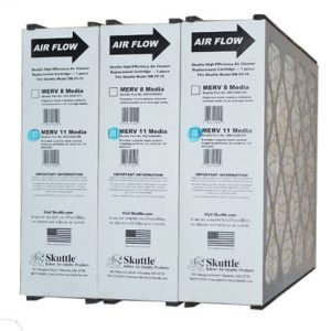Skuttle Media Cartridge – Part # 000-0448-005 Merv 11 (Package of 3)